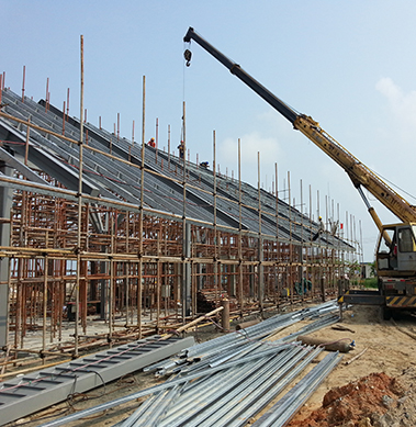 Steel structure development trend-1
