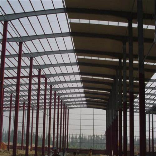 Light Steel Frame Warehouse Building