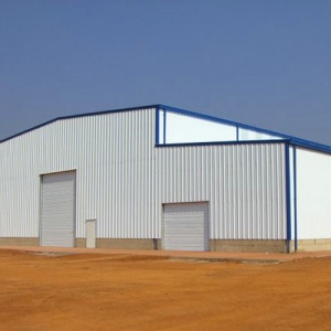 Prefabricate steel structure Workshop