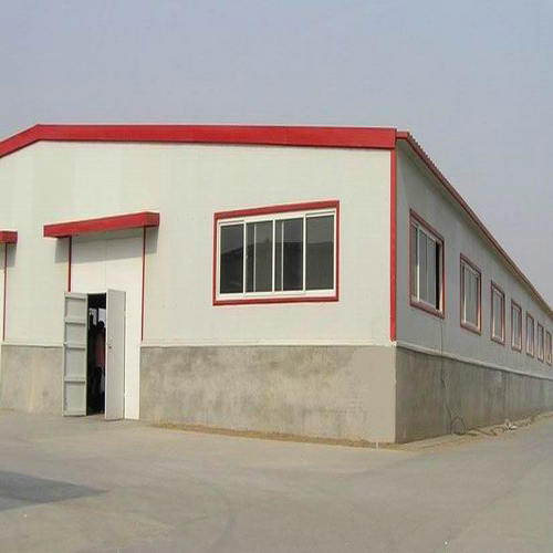 Prefabricated Warehouse Building Supplier