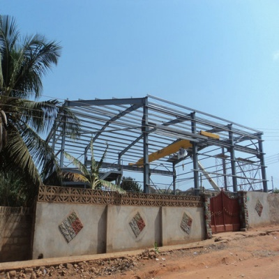 Integrated housing steel structure construction introduction