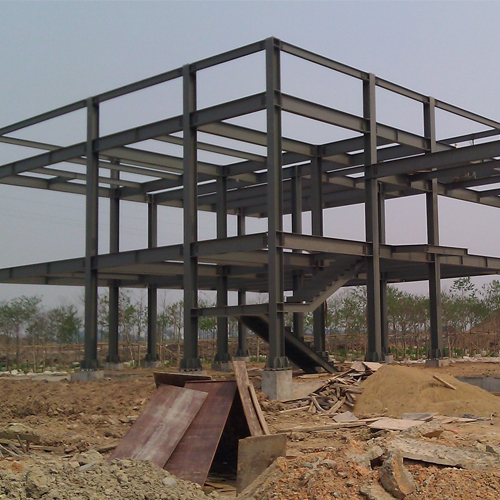 What are Prefab steel structure anticorrosion methods?
