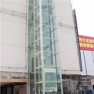 Prefabricated steel elevator shaft