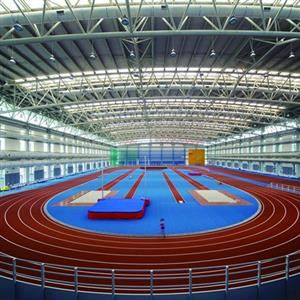 Prefabricated steel structure Gymnasium