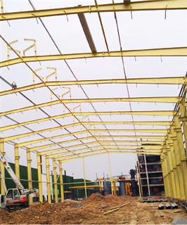 Steel Structure Aluminum Factory for Guangcheng