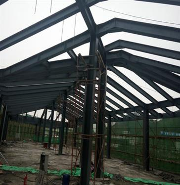 Steel Structure Factory Workshop for Guangchuan
