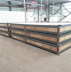 Delivery of Steel Structure Workshop & Warehouse Project