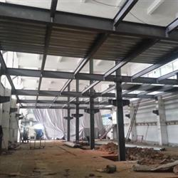how to Steel structure warehouse building