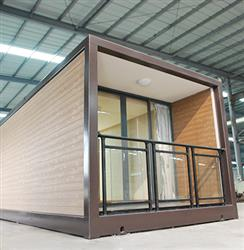 Introduction and Development Prospects of the Container Housing