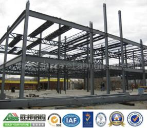 Widely used steel structure engineering and construction essentials-1