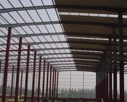 Light steel structure can reduce noise