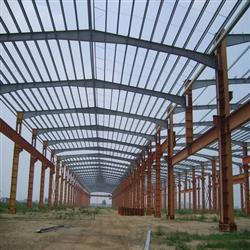 The advantage of the light steel structure in the building and its Process characteristics