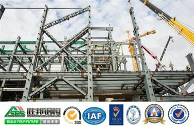 Widely used steel structure engineering and construction essentials-2