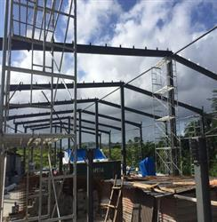 Structural steelwork-1