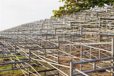 Steel structure building development strategies for environment friendly
