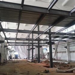 Steel structure constructive measures