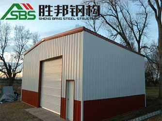 How to Save Your Assets with Steel Structure?