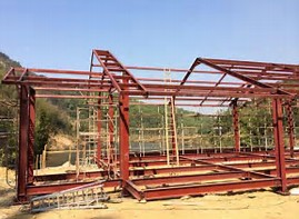 Light steel structure plays an essential role in residential construction