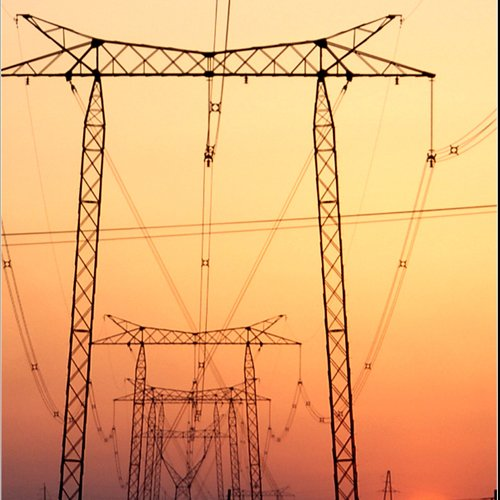 Electrical towers made ​​of prefabricated steel structures
