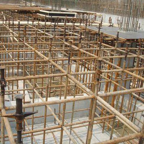 Steel scaffolding manufacturing