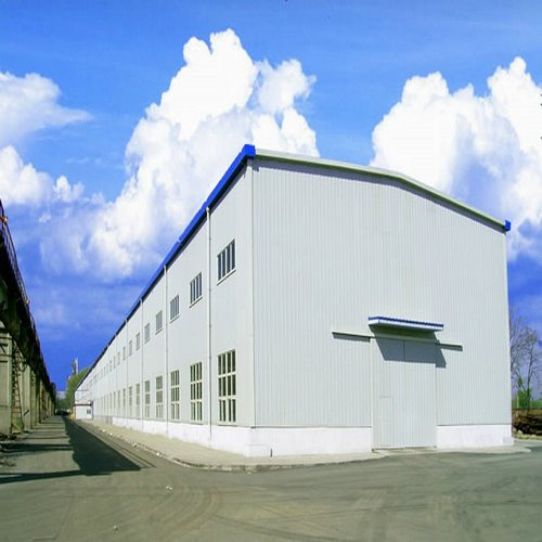 Metal Workshop Building, Large Steel Workshop - SBS