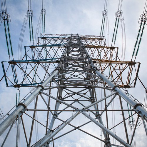 Electricity Transmission Combined Steel Tower