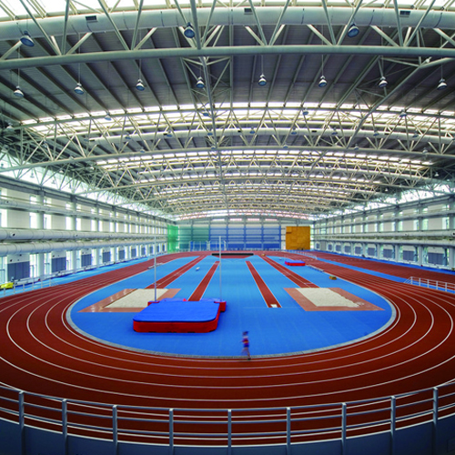 Prefabricated steel structure Gymnasium building