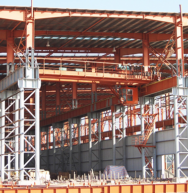 Steel Structure Large Factory