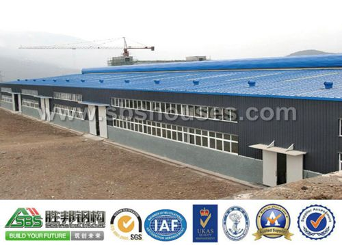 cooling steel structure platform