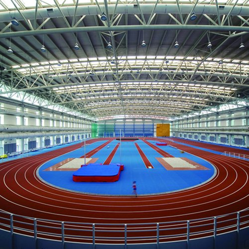 Prefabricated Steel Structure Gymnasium-Prefab Building Manufacturers SBS