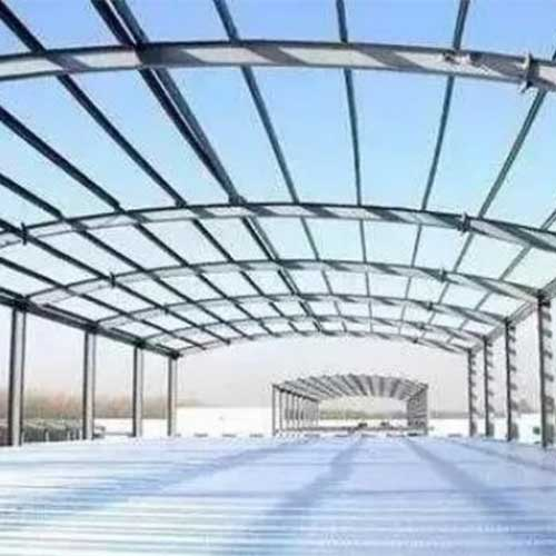 Steel warehouse manufacturer-SBS supplies steel structure warehouse